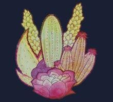 cactus garden Baby Tee
