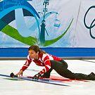 An Olympic Silver Medalist by David Friederich