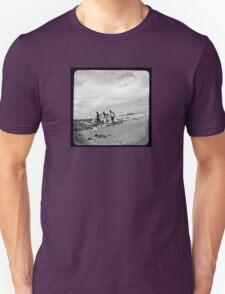 after the waves (on colour) Unisex T-Shirt
