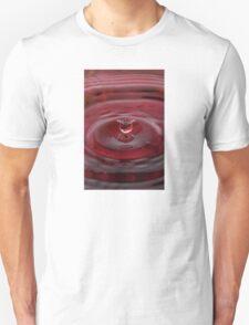 Red Water Drop T-Shirt