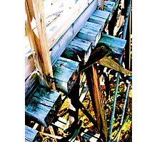 Overpass Ravine Photographic Print