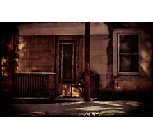 Mazer's Farmhouse Photographic Print