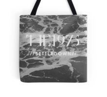 THE 1975 - SETTLE DOWN Tote Bag