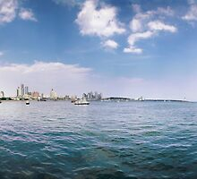 Panorama of Qingdao - China's Sailing City by SeeOneSoul