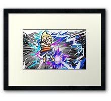 Lucas   PK Thunder Framed Print