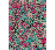 Busy dots Photographic Print