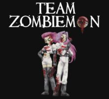 Team Zombiemon by RPGesus