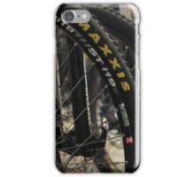 Bike Tires iPhone Case/Skin