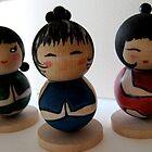 Buddha Mamas by Suzi Linden