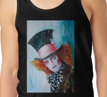 The Mad Hatter - Johnny Depp Tank Top