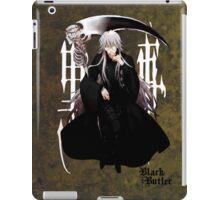 Black Butler - Undertaker iPad Case/Skin