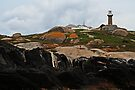 Montague Island Lighthouse by Evita