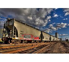 The Daper Line Photographic Print