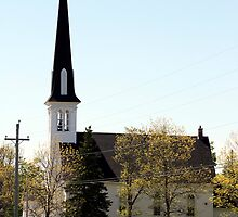 Country Church by HALIFAXPHOTO