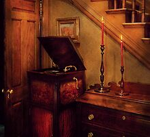 Music - The Victrola by Mike  Savad