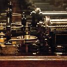 Steam Punk - DIY Typewriter by Mike  Savad