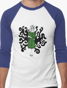 Bleh Men's Baseball ¾ T-Shirt