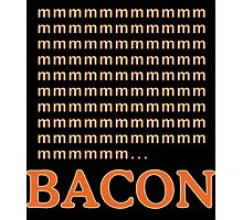 Bacon Love Photographic Print