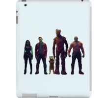 A Thief, Two Thugs, An Assassin, and a Maniac iPad Case/Skin