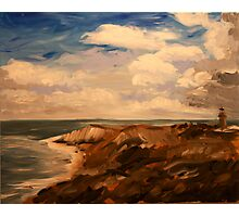 Martha's Vineyard No. 2 Acrylic 30 x 24 Photographic Print