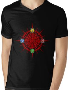 XBOX Gamer's Compass - Adventurer Mens V-Neck T-Shirt