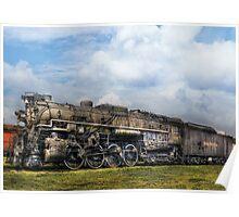 Train - Nickel Plate Road Poster