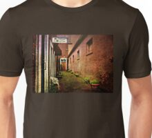 Behind the Theater  Unisex T-Shirt