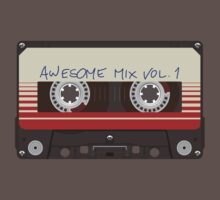Guardians Awesome Mix Vol 1 Kids Clothes
