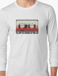 Guardians Awesome Mix Vol 1 Long Sleeve T-Shirt