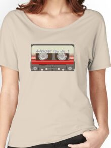 Guardians Awesome Mix Vol 1 Women's Relaxed Fit T-Shirt