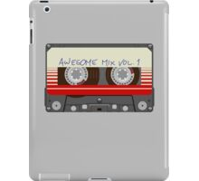 Guardians Awesome Mix Vol 1 iPad Case/Skin
