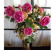 Boquet of Roses Photographic Print