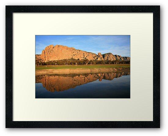 Mt Arapiles, the Rock Climbing icon of Australia by Michael Boniwell