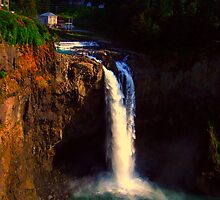The Waterfall by Samantha Evans