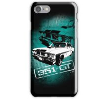 Ford Falcon XY GTHO Phase III (Grunge) © iPhone Case/Skin