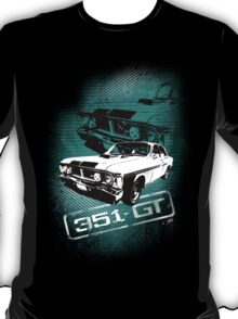 Ford Falcon XY GTHO Phase III (Grunge) T-Shirt