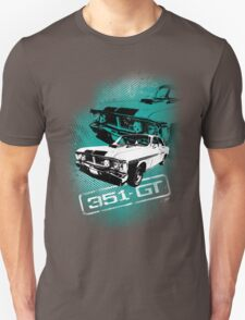 Ford Falcon XY GTHO Phase III (Grunge) © T-Shirt