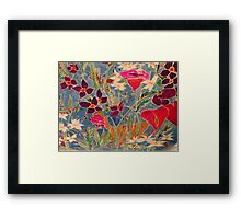 HEMINGWAY'S  by Janai-Ami Framed Print