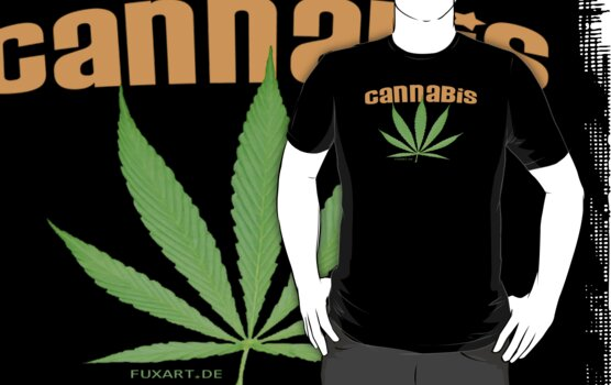 cannabis by fuxart