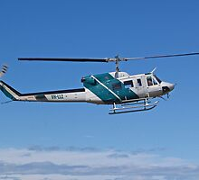 Bell 212 Twin  Helicopter by PrecisionHeli