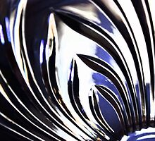 Crystal Abstract 1 by Gilda Axelrod