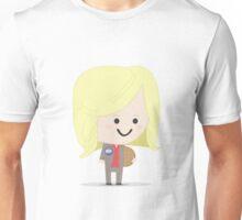 Chibi Leslie Knope Unisex T-Shirt