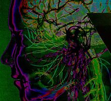 My Mind, Processing It All by Michael J Armijo