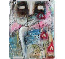 Abstract Portrait  iPad Case/Skin