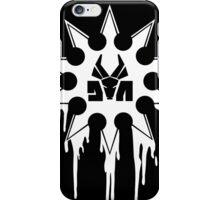 Die Antwoord Ninja Star (White Version) iPhone Case/Skin