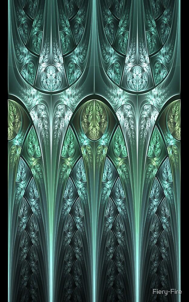 Green glass by Fiery-Fire