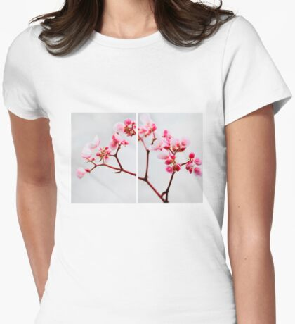 Why I Love Spring Womens Fitted T-Shirt