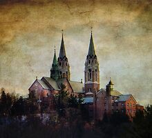 Basilica of Holy Hill by Jigsawman