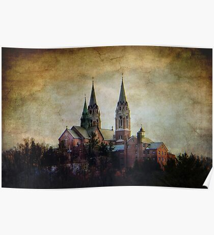 Basilica of Holy Hill Poster