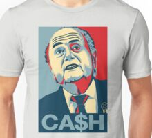 Blatter is for Cash Unisex T-Shirt